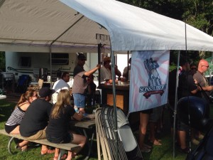 Michigan Homebrew Festival in Holly  August 2014 -3